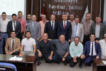"""Türkiye'nin İlk """"Zeytin Kümesi"""""""